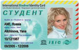 International Student Travel Confederation Istc Card